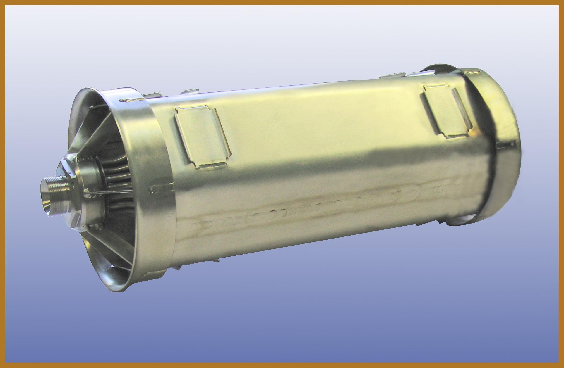 Конструкции воздушных теплообменников эффективность рекуперативных теплообменников